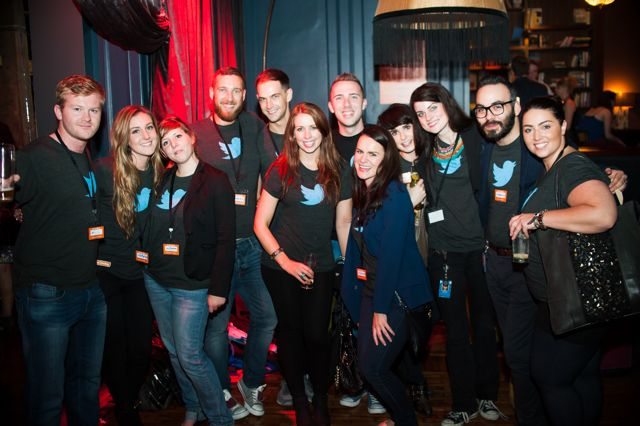 The Twitter team