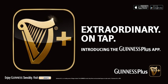 The Guinness Plus App contains a reward wallet, and to become eligible for rewards users need to check into a pub and follow the steps