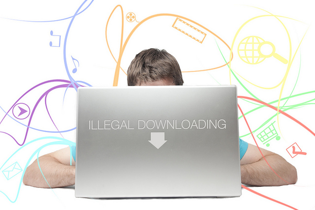 illegal downloads ireland