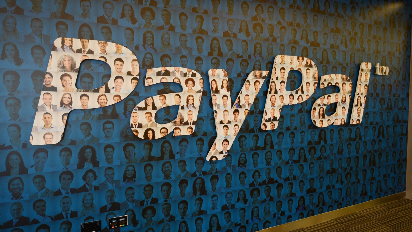 paypal in ireland