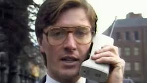 the first ever mobile phone call in ireland in 1985